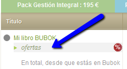 Ofertas Bubok