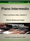 PIANO INTERMEDIO (Piano a Primera Vista, Volumen 2)