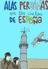 Alas peruanas en los cielos de España