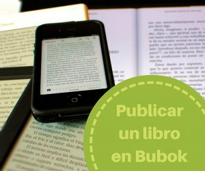 Publicar un libro en Bubok2