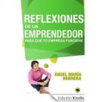 Reflexiones de un emprendedor, para que tu libro se venda