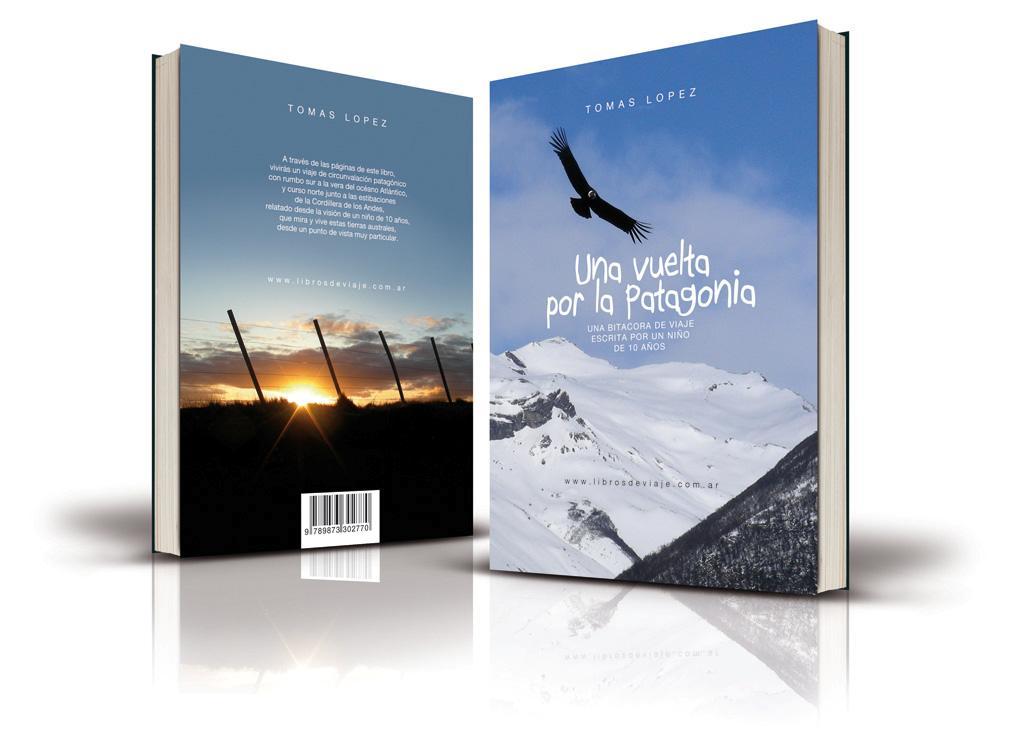 Presentación de Una vuelta por la Patagonia