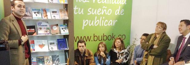 Presenta tu libro- Bubok