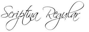Script-tipografía-Bubok