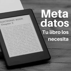Tu libro digital necesita metadatos, ¿sabes qué son?