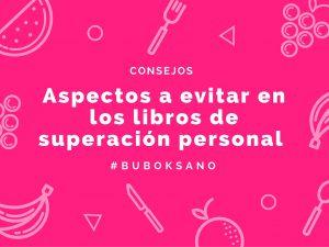 libros superacion personal bubok