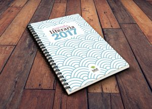 Ya puedes adquirir tu agenda literaria bubok 2017