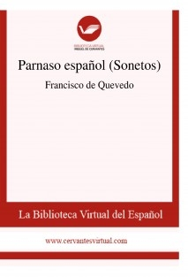 Parnaso español (Sonetos)