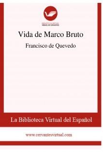 Vida de Marco Bruto