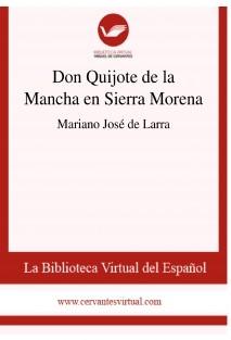 Don Quijote de la Mancha en Sierra Morena