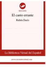 Libro El canto errante, autor Biblioteca Virtual Miguel de Cervantes