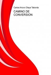 CAMINO DE CONVERSION