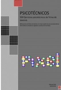 500 Ejercicios psicotécnicos de fichas de dominó.