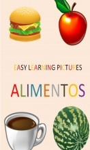Libro EASY LEARNING PICTURES. ALIMENTOS., autor pixels
