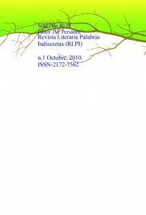Revista Literaria Palabras Indiscretas (RLPI) n.1