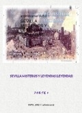 SEVILLA MISTERIOS Y LEYENDAS (LEYENDAS)