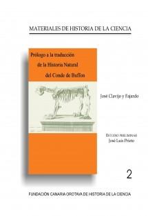 Prólogo a la traducción de la Historia Natural del Conde de Buffon