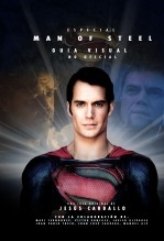 Libro Especial Man of Steel Guia Visual No Oficial, autor JesusKent