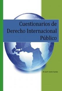 Cuestionarios de Derecho Internacional Público