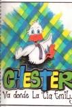 Chester va donde la tía Emily