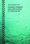 Escalas y Arpegios para Instrumentos en Clave de Sol
