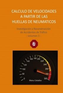 CALCULO DE VELOCIDADES A PARTIR DE LAS HUELLAS DE LOS NEUMATICOS
