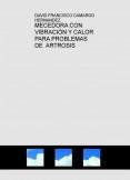 MECEDORA CON VIBRACIÓN Y CALOR  PARA PROBLEMAS DE  ARTROSIS