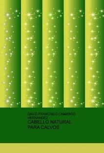 CABELLO NATURAL PARA CALVOS