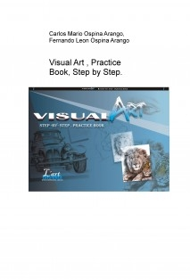 Visual Art , Practice Book, Step by Step.