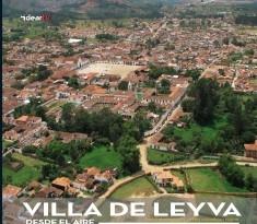 Villa de Leyva Desde el Aire (demo)