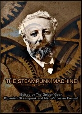Libro The Steampunk Machine, autor PlanBSteampunk