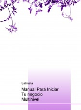 Libro Manual Para Iniciar Tu negocio Multinivel, autor sabiduria