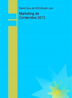 Marketing de Contenidos 2013