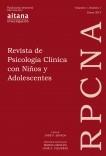 Revista de Psicología Clínica con Niños y Adolescentes- Vol. 1, Nº 1