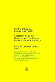 Sucesores de Pedro Guerrero Vs. The Central Romana Corporation, LTD.-