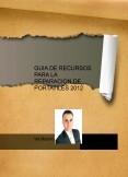 GUIA DE RECURSOS PARA LA REPARACION DE PORTATILES 2012