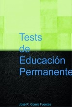 Libro Tests de Educación Permanente, autor pixels