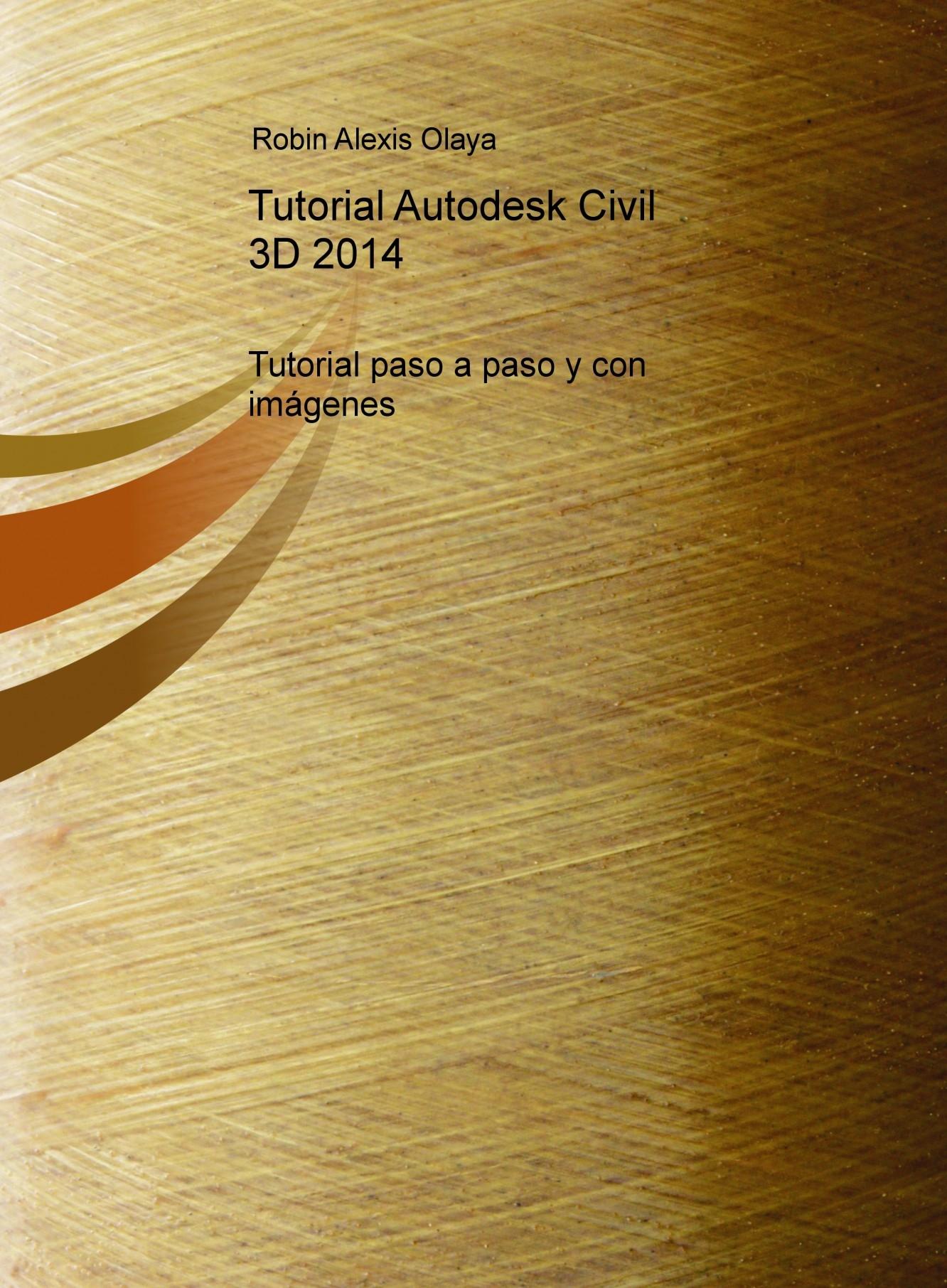 Tutorial Autodesk Civil 3D 2014