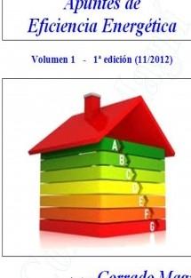 Apuntes de eficiencia energética - Vol. 1