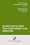 Cuestiones actuales del Derecho Público. Estudios en homenaje a la Dra. Irmgard Lepenies