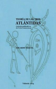 TEORÍA DE LAS TRES ATLÁNTIDAS