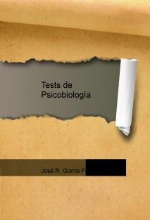 Tests de Psicobiología