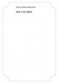 ana y los higos