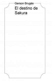 El destino de Sakura