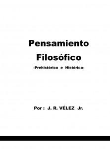 PENSAMIENTO FILOSÓFICO
