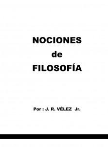 NOCIONES de FILOSOFÍA  -Ampliadas-