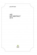 Libro JAD ART ABSTRACT 2015, autor magnet