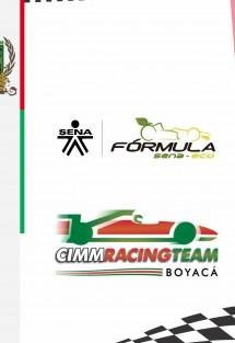 Formula SENA ECO - Escudería CIMM RACING TEAM Regional Boyacá