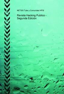 Revista Hacking Publico - Segunda Edición