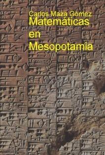 Matemáticas en Mesopotamia